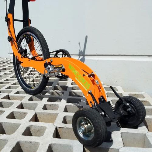 half trike brasil alumínio dobrável freio à disco wind bikes