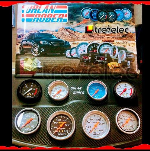 hallmeter medidor mezcla air fuel orlan rober racing 52mm