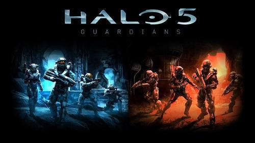 hallo 5 guardians para xbox one, sellado físico original new