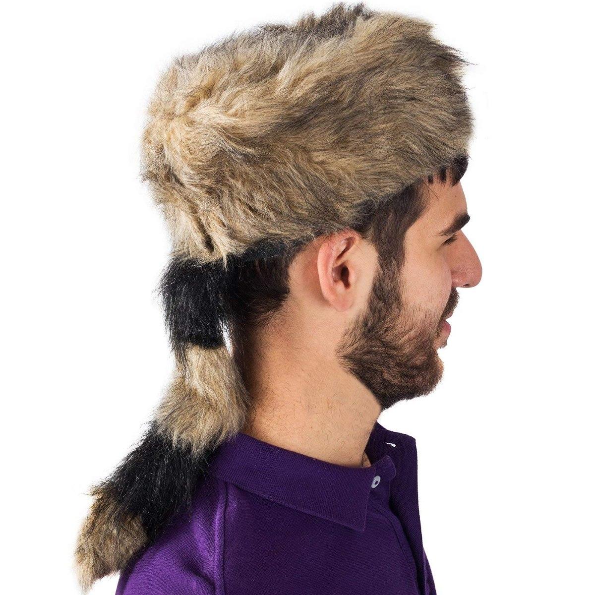 venta más barata venta online fuerte embalaje Halloween Coonskin Cap - Daniel Boone Sombrero Del Mapache D