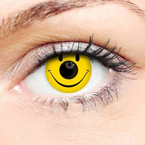 halloween crazy lens pupilentes varios