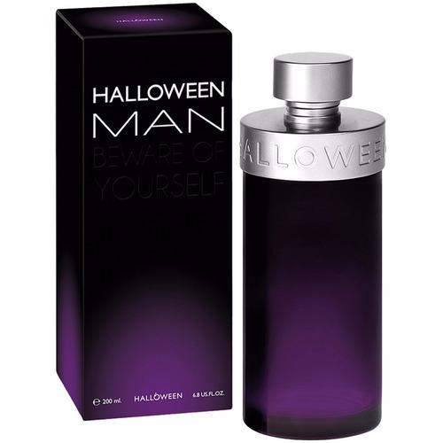 halloween man edt 200ml - halloween original/ multimarcas