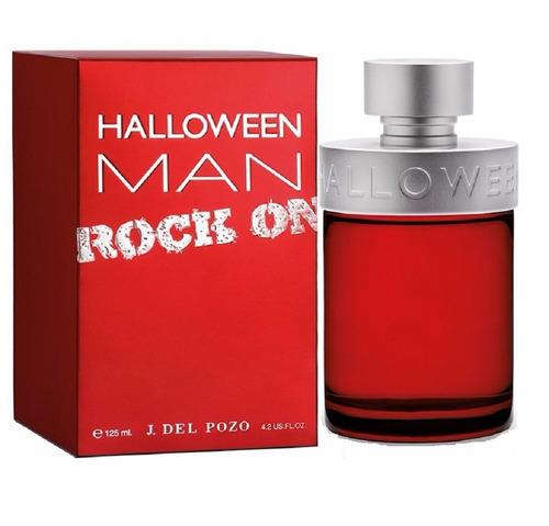 halloween rock on caballero jesus delpozo 125ml envío gratis