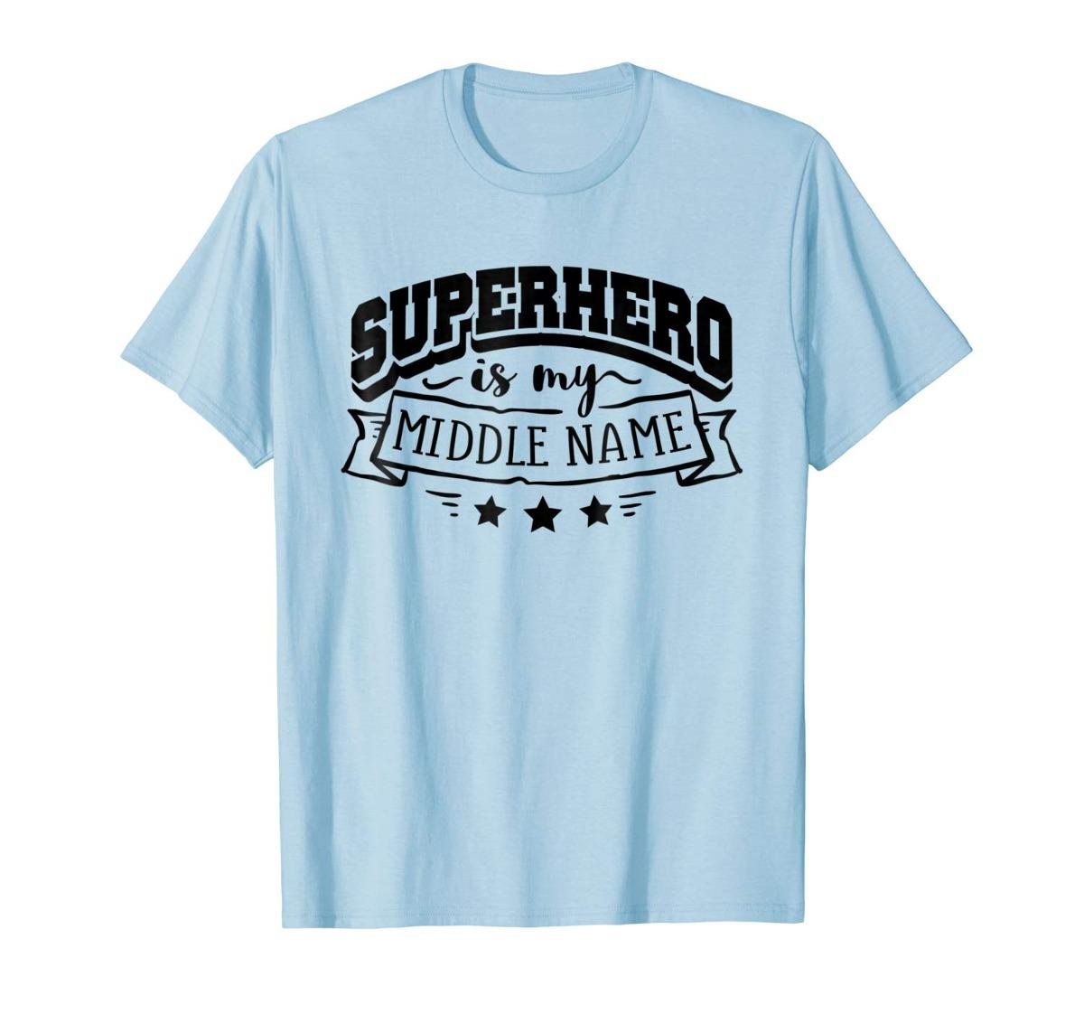 halloween superhéroe es mi nombre medio camiseta - diseño. Cargando zoom. 700675698c376