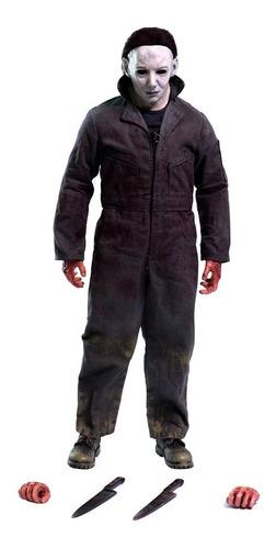 halloween the curse of michael myers threezero - robot negro