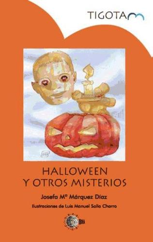 halloween y otros misterios(libro cuentos y leyendas)