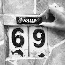 halls black