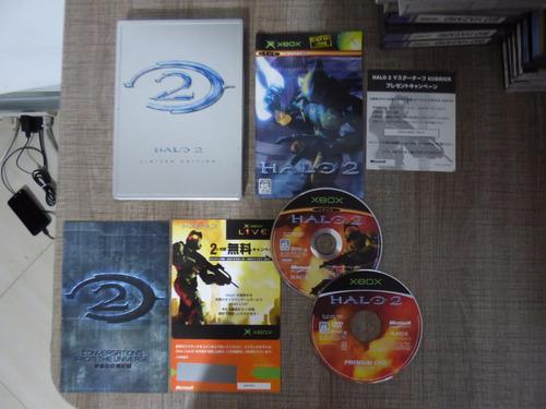 halo 2 limited edition xbox japon zonagamz
