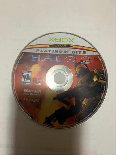 halo 2 - xbox 2001 - usado