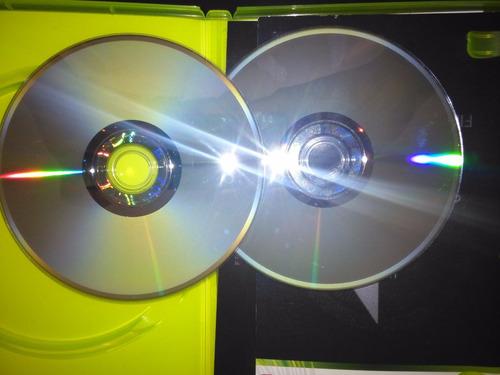 halo 3 completo 2 discos juego europeo xbox 360 funcional