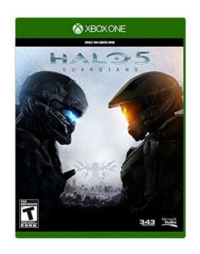halo 5: guardianes - xbox one standard edition