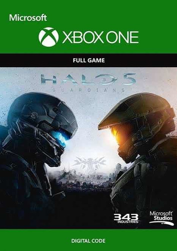 halo 5: guardians xbox one digital code