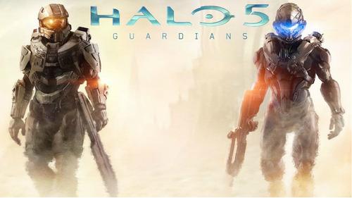halo 5 guardians xbox one digital original entrega inmediata