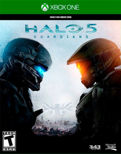 halo 5 guardians xbox one nuevo original domicilio