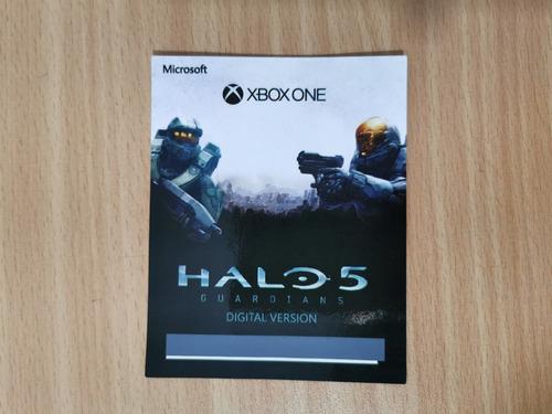 halo 5 guardians - xbox one - versión digital