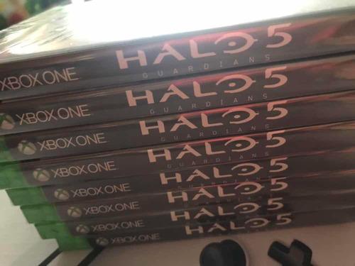 halo 5 para xbox one nuevo físico original