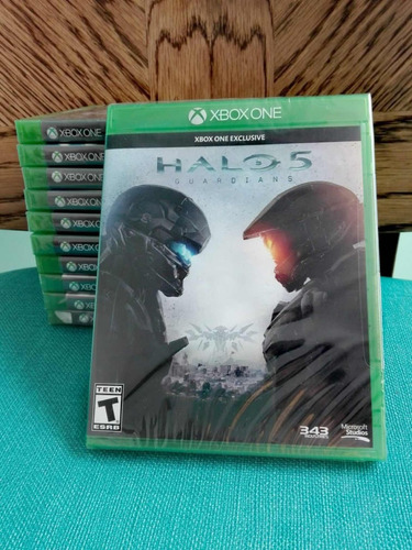 halo 5 xbox one fisico