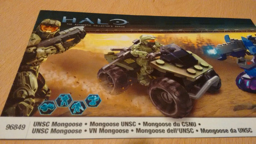 halo 96849 unsc mongoose!