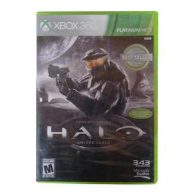 Halo Aniversario Para Xbox 360 (nuevo Y Sellado)