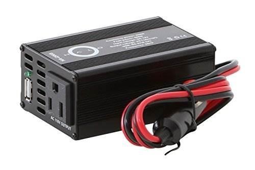 halo automotive ha-i200s power inverter, 200 vatios