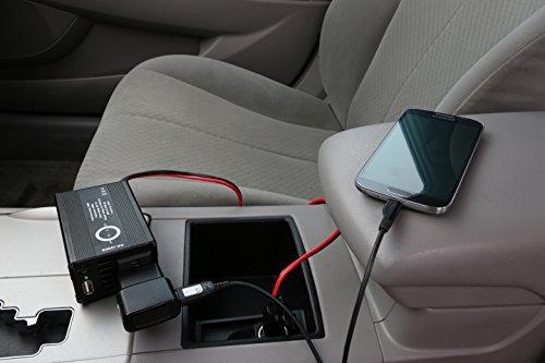 halo automotive hai200s power inverter 200watt