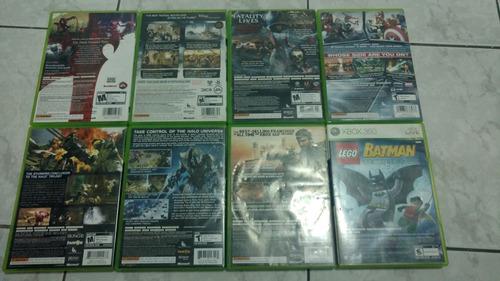 halo battlefield call of duty y más -  caja &  manuales