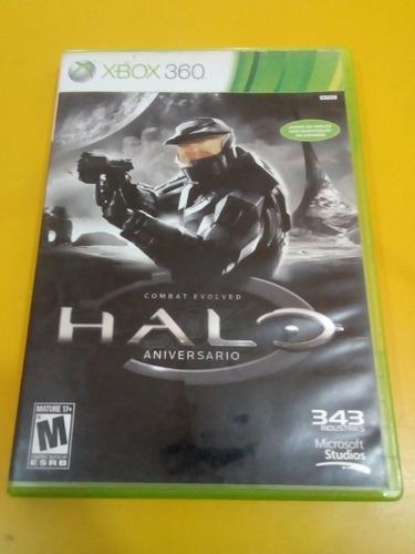 halo combat evolved aniversario para xbox 360