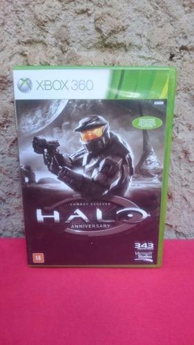 halo combat evolved anniversary xbox 360 frete r$10