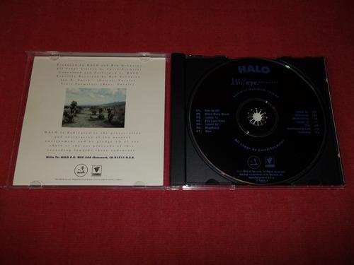 halo - jag eye velocity cd imp ed 1993 mdisk