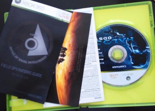 halo juego xbox 360