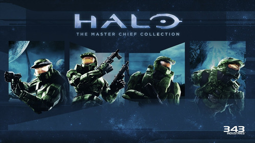 halo master chief collection xbox one.