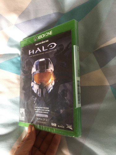 halo master chief collection xbox one