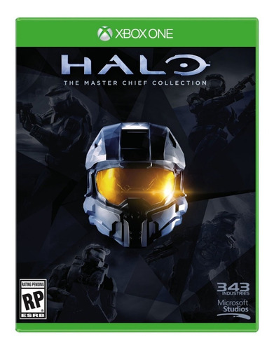 halo master chief collection xbox one fisico nuevo enviograt