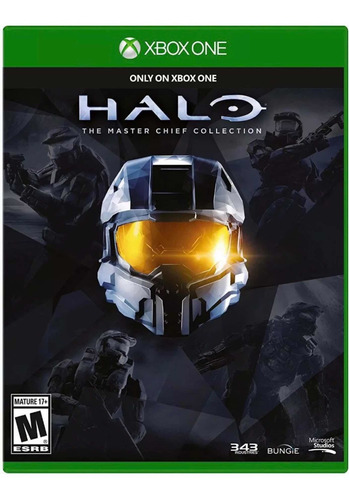halo master chief para xbox one nuevo físico original
