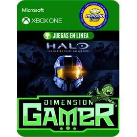 Halo Masterchief Collection - Xbox One - Modo Local
