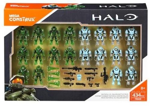 halo pack faithful vs fallen battle 434 pz mega construx
