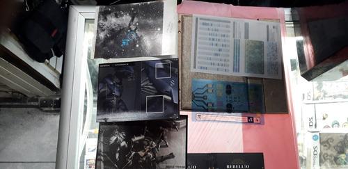 halo reach edición de colección - xbox 360