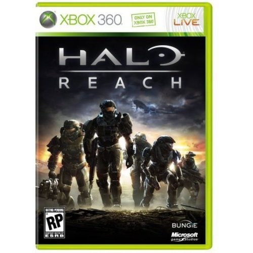 halo reach x box 360perfecto estado------------------mr.game