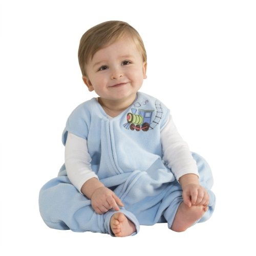 halo temprana walker sleepsack micro fleece blanket usable,