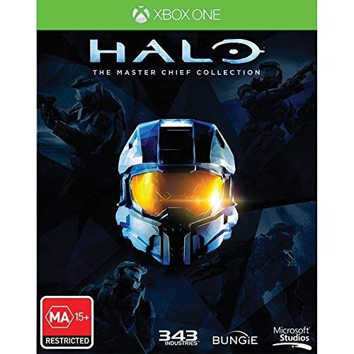 halo the master chief collection juego de xbox one...