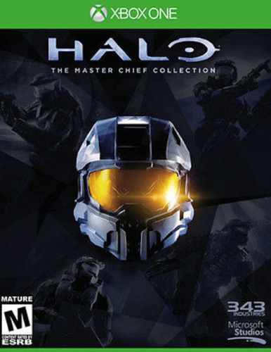 halo the master chief collection xbox one!!!!