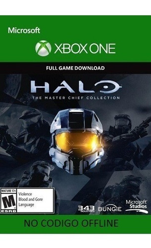 halo the master chief collection xbox one digital local