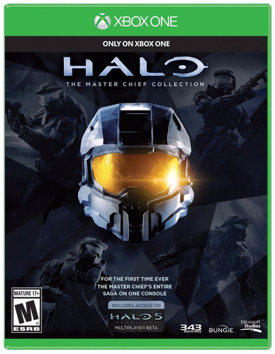 halo the master chief collection - xbox one (físico)