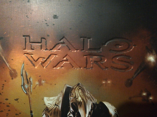 halo war 1 + halo wars 2 - xbox