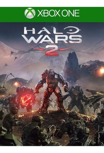 halo wars 2 xbox one entrega inmediata codigo (promocion)
