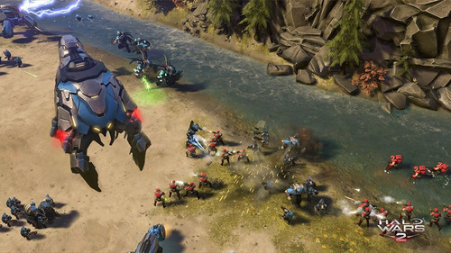 halo wars 2 - xbox one - key codigo digital region libre