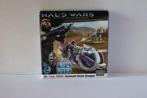 halo wars mega bloks  96845 covenant brute chopper
