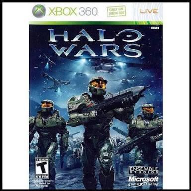 halo wars xbox 360 juego