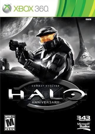 halo xbox anniversary 360