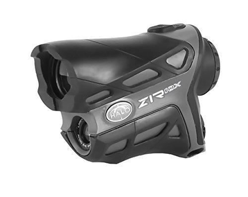 halo zir10x laser range finder black